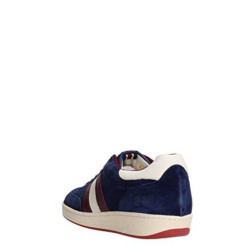 D'Acquasparta GHIBERTI U100 Sneakers Uomo Scamosciato SUEDE BLUE Comprar Barato Escoger Un Mejor jCwd1dTd