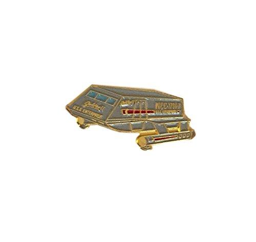Metal Shuttles (Star Trek 50th Anniversary Gallileo II Shuttle Collectible Enamel Metal Pin)