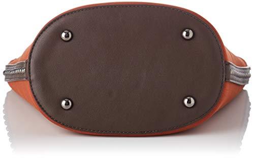 Sacs épaule portés Red Caramel Cm4000 Jones David Rouge 7xvHq