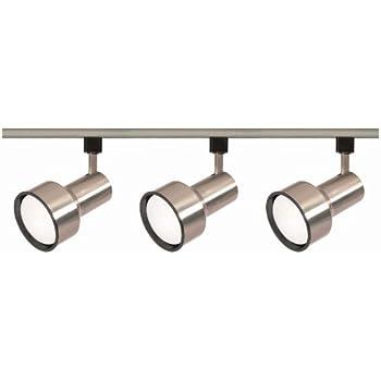 Nuvo Lighting TK340 3-Light R30/PAR30 Longneck Step Cylinder Track Light Kit  sc 1 st  Amazon.com & Nuvo Lighting TK340 3-Light R30/PAR30 Longneck Step Cylinder Track ... azcodes.com