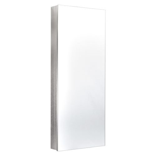 Miseno MBC3615 Dual Mount 36'' X 15'' Medicine Cabinet (Surface or Recessed Mounti, White
