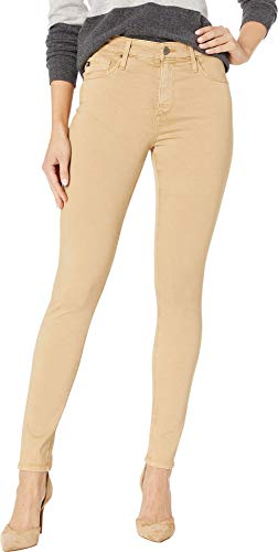 Almond 247 (AG Adriano Goldschmied Women's Farrah Skinny Ankle in Sulfur Toasted Almond Sulfur Toasted Almond 31 28)