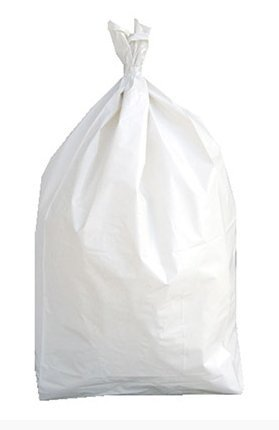Bolsas Basura Color Blanco - 18 kg: Amazon.es: Industria ...