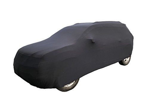 Indoor Car Car Cover Compatible with Ford Model A 1927-1931 - Black Satin - Ultra Soft Indoor Material - Guaranteed Keep Vehicle Looking Between Use - Includes Storage Bag
