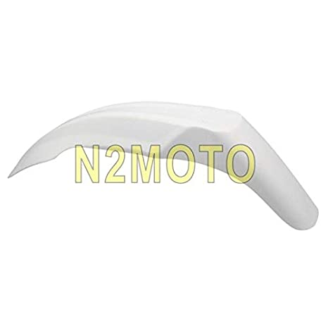 Fittings Motorcycle Front Fenders Mudguard for KTM YZ WR XR CRF KLX KX RM RMZ DR DRZ 250 450 Black Flexible