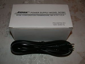 Bose Lifestyle DCS91 Power Supply Power Cord
