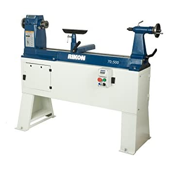 Amazon Com Rikon 70 500 20 Inch Woodfast Lathe Home