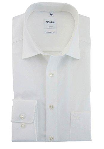 Camicia da uomo Olymp 1/1 braccio sinlook nelle misure più grandi per uomo XXL 50 gr.