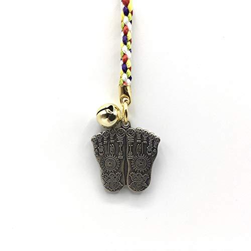 - Netsuke Japanese Lucky Charm Buddha's Feet/Bussoku for Your Feet and Lower Back