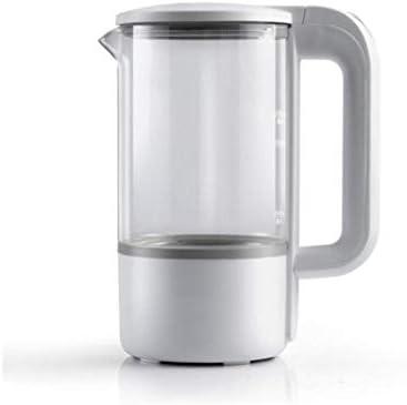 ガラス電気ケトル、000W高速温度制御ケトル、保温コードレス湯沸かし器、コーヒー、紅茶、エスプレッソのための00パーセントBPAフリーウォーターケトル ジャーポット