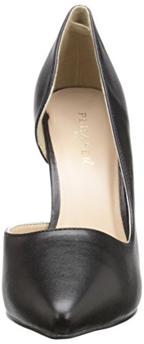 Pleaser Donna Nero Tacco Black Scarpe Leather Faux Amuse 22 con Blk rqYXrax