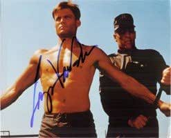 Signed Van Dien, Casper (Starship Troopers) 8x10 Photo autographed