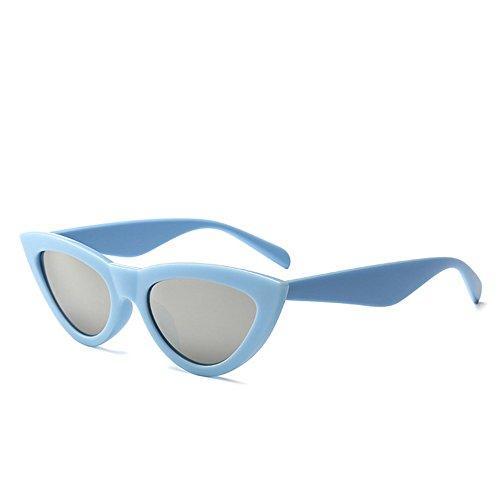 nouveauté Triangle de UV en C2 Couleur rétro la Designer KOMEISHO air Petites Brillants de Femmes Protection pour pour Nuances C4 Lunettes Plein Conduite Soleil Hommes Vacances Fwp5Yxqxz