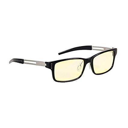 5411d84680ca Amazon.com: GUNNAR Gaming and Computer Eyewear/Havok, Amber Tint ...