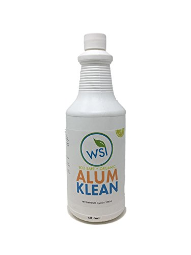 Wash Safe Industries AlumKlean Aluminum Siding and Gutter Cleaner 32oz