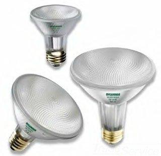 Sylvania 16168 60Par30Ln/Hal/S/Wfl50120V Tungsten Halogen Reflector Lamp - Package Qty 10 ()