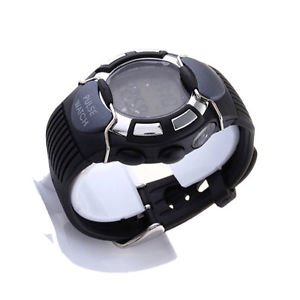 Pulse Heart Rate Sport Watch Tester Calorie Counter Exercise Wrist with Monitor