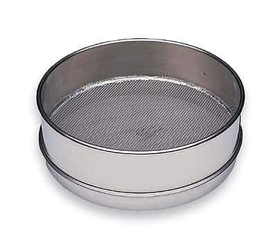 """Cole-Parmer Testing Sieve, 8"""" SS Frame/SS"""