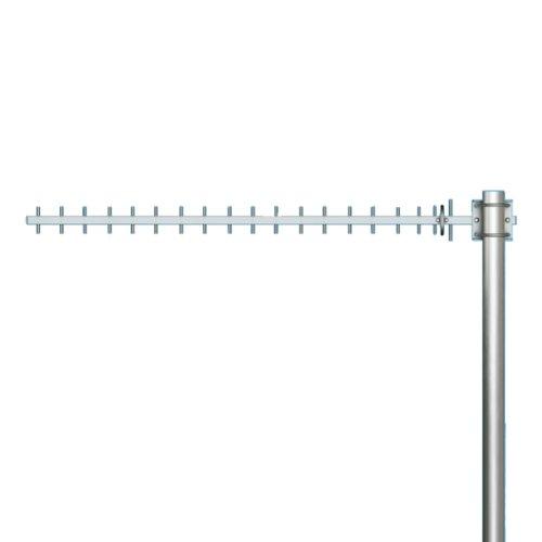 Tupavco TP513 Yagi WiFi Antenna 2.4GHz 17dBi Angle H:25° V:24 Outdoor Directional Wireless (Yagi Antenna Directional)