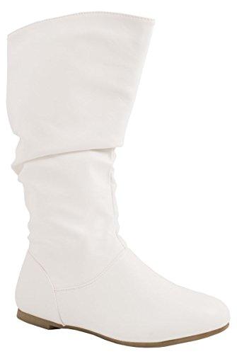 Elara clásicas botas Elara botas Mujer clásicas Weiß Weiß Mujer zRqzYwI1ax
