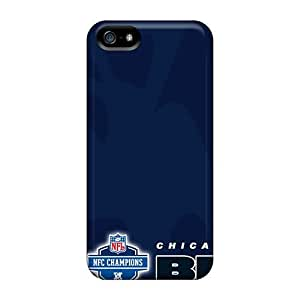 Fashion QUk2040TYNE Case Cover For Iphone 5/5s(chicago Bears)