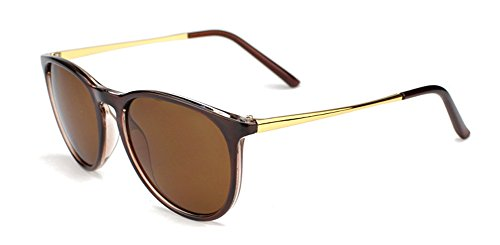Outray Women Vintage Classic Erika Round Sunglasses 2132c2 - Classic Erika