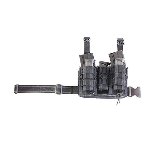 Leg Rig - High Speed Gear I Leg Rig V1 Black 21Dl00Bk