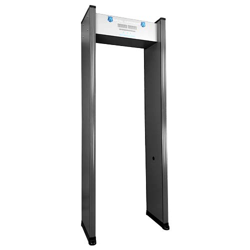 Single Zone Walk-Through Metal Detector,Metal Detector Door Frame,Door Sensor,Detector Sensor,Airport Baggage Scanner Safety,Metro and Train Station Checkpoint Detector
