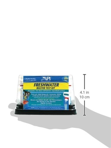 API FRESHWATER MASTER TEST KIT 8-Test Freshwater Aquarium Water Master Test Kit in the UAE. See ...
