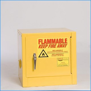 """Cheap 17.25"""" H x 17.5"""" W x 18"""" D 2 Gal. Bench Top Flammable Liquid Safety Cabinet for cheap"""