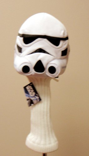 Hornungs star wars driver headcover stormtrooper, Outdoor Stuffs