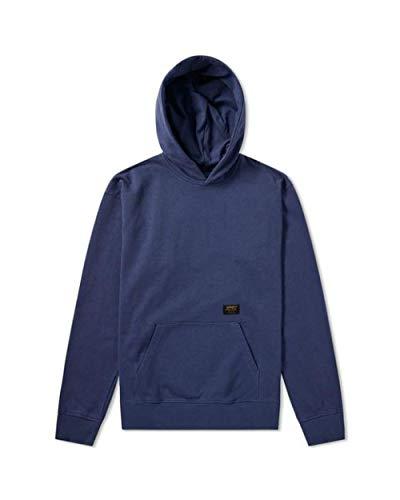 Carhartt Felpa Memories Sweatshirt Hooded Ai18 Blue rTzqrAB