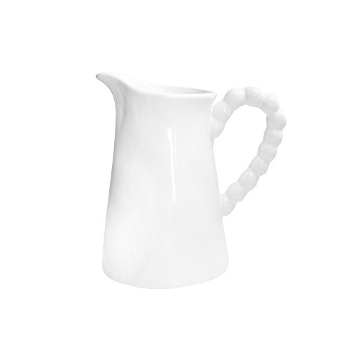 - American Atelier Bettina Pitcher, White