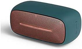 CHAOQIANG X30ワイヤレスBluetoothデスクトップスピーカー、マルチメディアオーディオスピーカー、コンピュータのスピーカー - レッド (Color : Blue)