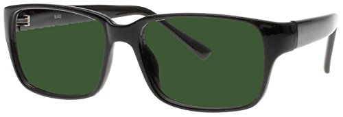 d364a9a97ad BoroView Shade  5 - Glass Working Spectacles in Black Unisex Plastic Frame  - 54 38-19-140