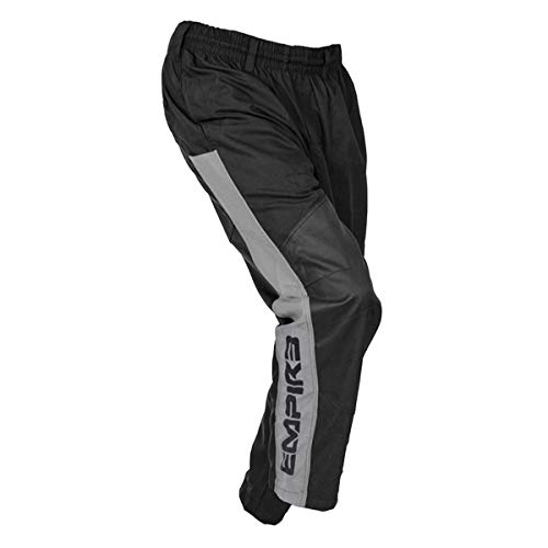 Empire Grind Paintball Pants - Black/Grey - Medium