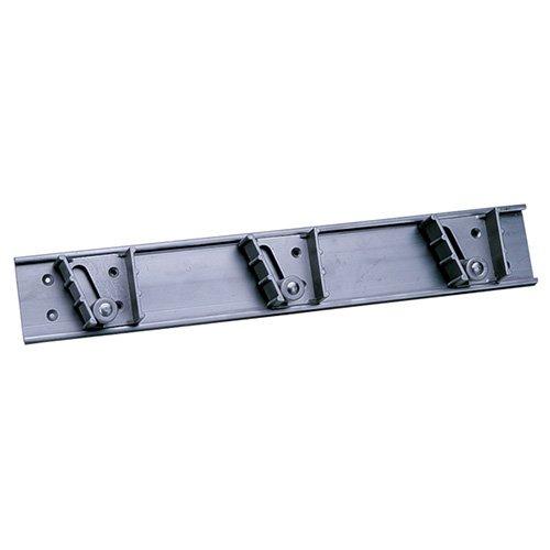 - Value Series 7220 Mop/Broom Holder - 3 Clips, 18