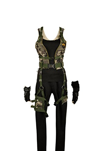 Yejue Resident Evil The Final Chapter Alice Cosplay Costume
