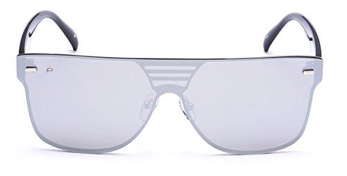 "PRIVÉ REVAUX ""The Rockstar"" [Limited Edition] Handcrafted Designer Futuristic Sunglasses For Men & Women - Rockstar Eyewear"