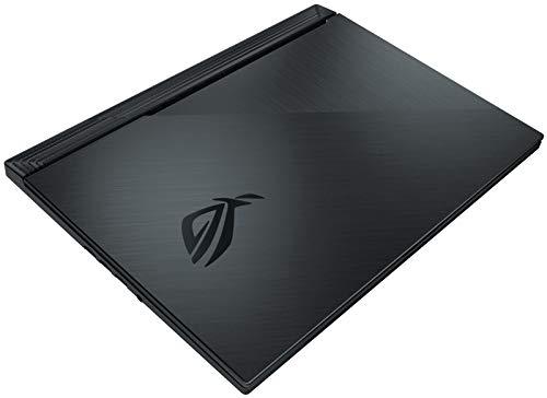 "XPC ROG Strix G GL731 Gamer Notebook Essential (Intel 9th Gen i7-9750H, 64GB RAM, 1TB NVMe SSD, GTX 1660 Ti 6GB, 17.3"" Full HD 144Hz 3ms, Windows 10) Gaming Laptop Computer PC"