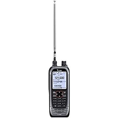 Icom IC-R30 Professional Wideband Receiver 0 1-3 3GHz