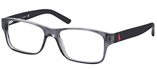 Polo PH2117 Eyeglasses-5407 Crystal Gray-54mm