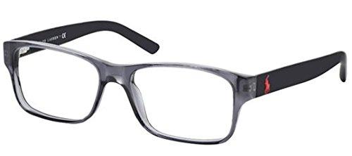 Polo PH2117 Eyeglasses-5407 Crystal Gray-54mm