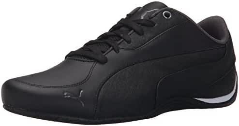 PUMA Men's Drift Cat 5 Lea Fashion Sneaker