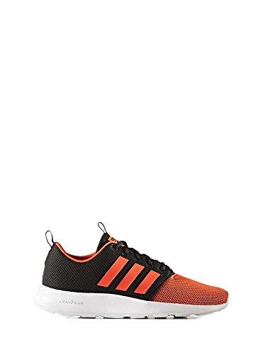 adidas CLOUDFOAM SWIFT RACER - Zapatillas de deporte para Hombre, Negro - (NEGBAS/ROJSOL/FTWBLA) 40