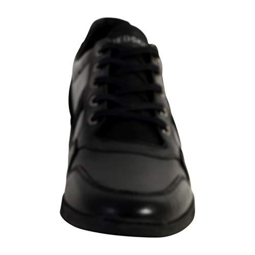 02 Nero Crepino nero Sneakers da Redskins uomo wS8xFYwq