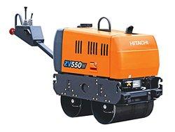 HITACHI ハンドガイドローラー ZV550W 日立建機 建設機械