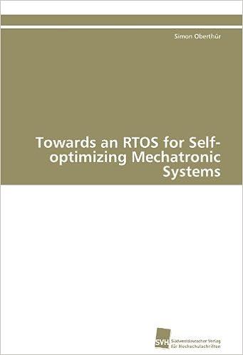 Towards an RTOS for Self-optimizing Mechatronic Systems
