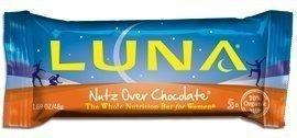Clif Bar Luna Bar Og3 Nutz Over Ch 1.69 Oz