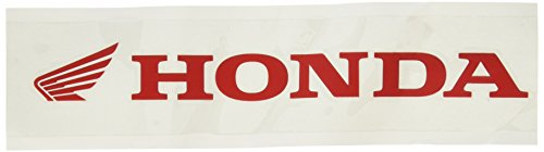 Factory Effex 12-94314 Red 1' (Honda) Die-Cut Sticker ()